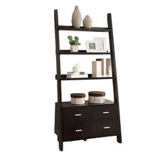 Ladder 69'' Bookcase
