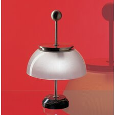 "Alfa 18.94"" H Table Lamp with Bowl Shade"