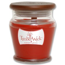 TimberWick Cinnamon Sugar Jar Candle