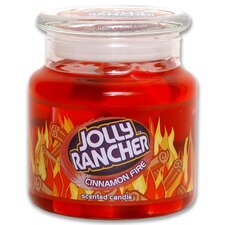 Jolly Rancher Cinnamon Fire Jar Candle