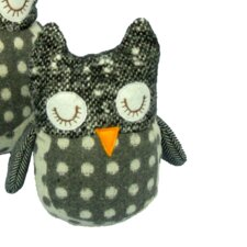 Fabric Owl Door Stop