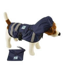 <strong>One For Pets</strong> Safety Hooded Raincoat