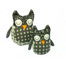 <strong>One For Pets</strong> Fabric Owl Door Stop
