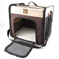 "<strong>One For Pets</strong> ""The Cube"" Folding Pet Carrier"
