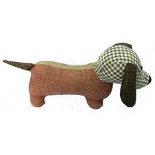 Fabric Dog Door Stop
