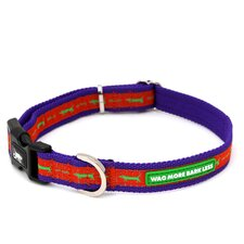 <strong>Wag More Bark Less</strong> Stretch Medium Collar