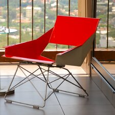 HSLM-F Fiberglass Lounge Chair