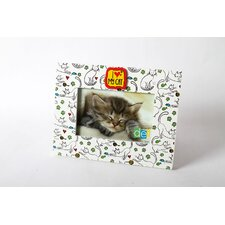 "<strong>DEI</strong> Mr. Snugs I Love My Cat ""Playing Cats"" Picture Frame"