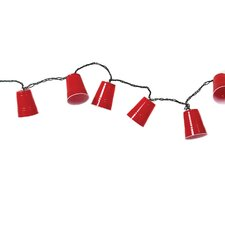 10 Piece Party Cup String Light