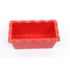 Farm to Table Ceramic Large Bake and Serve Loaf Pan