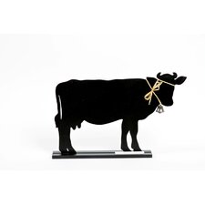 <strong>DEI</strong> Farm to Table MDF Cow Standing Chalkboard