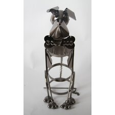 "Unleashed ""Good Dog"" Doggie Tabletop Wine Rack"