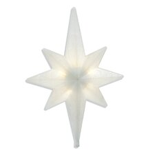 <strong>Brite Star</strong> LED Rotating Bethlehem Star Tree Topper