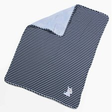 "Kinderdecke ""Stripes Navy"""