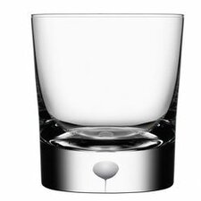 Intermezzo Satin Double Old Fashioned Glass