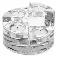 Quartet Crystal Votives (Set of 4)