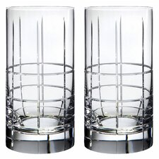 Street Glass (Set of 2)