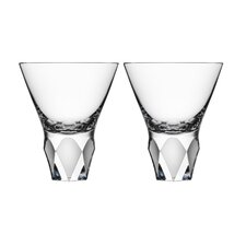 <strong>Orrefors</strong> Carat Cocktail Glass (Set of 2)