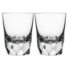 Carat Dof Glass (Set of 2)