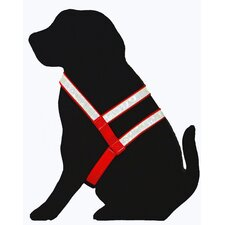 <strong>Petflect</strong> Co-Leash Night Glow Dog Harness