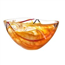 Contrast Medium Orange Bowl