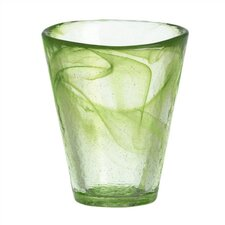 Mine Lime Tumbler Glass