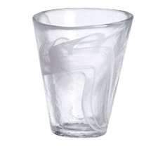 Mine White Tumbler Glass