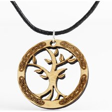 <strong>Monson Irish Jewelry</strong> Celtic Tree of Life Pendant