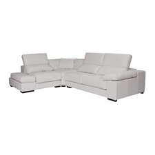 <strong>Eurosace</strong> Luxury Messina Sectional Deluxe Version