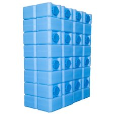 <strong>WaterBrick</strong> 112 Gallon Stackable Water Container Kit