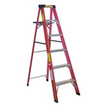 4' Commercial Step Ladder