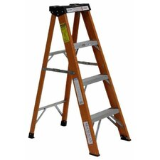 4' Industrial Step Ladder