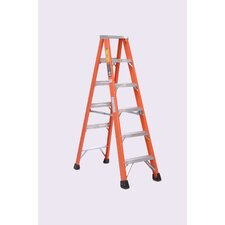 <strong>Michigan Ladder</strong> Extra Heavy Duty Stepladder