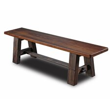<strong>Vintage Flooring and Furniture</strong> Tusk Tenon Wood Kitchen Bench
