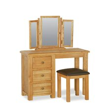 Hardy Oak Dressing Table Set