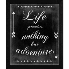 Only Adventure Wall Art