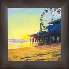 California Dreaming II Framed Graphic Art