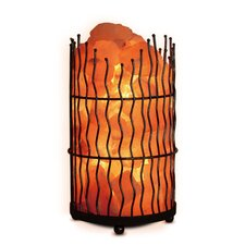 "Himalayan Pillar 10.43"" H Table Lamp"