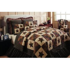 <strong>IHF Home Decor</strong> Cambridge Star Quilt