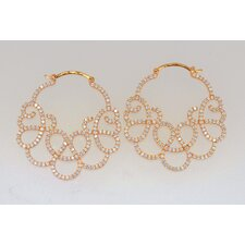 Fashion Forward Hoop Earring