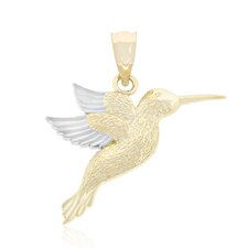 Humming Bird Charm