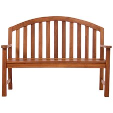 <strong>All Things Cedar</strong> Wood Derby Garden Bench