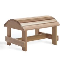 <strong>All Things Cedar</strong> Outdoor Ottoman