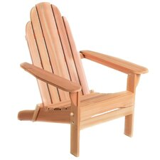 <strong>All Things Cedar</strong> Folding Adirondack Chair