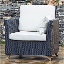<strong>All Things Cedar</strong> Deep Seating Arm Chair with Cushion