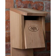 <strong>All Things Cedar</strong> Blujay Mounted Birdhouse