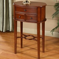 <strong>All Things Cedar</strong> Cherry End Table