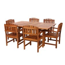<strong>All Things Cedar</strong> 5 Piece Extension Dining Set