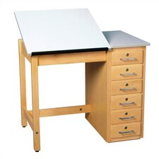 <strong>Shain</strong> Fiberesin Dowel Adjustable Drafting Table