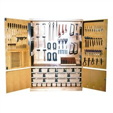 Metal Working Tool Storage Cabinet